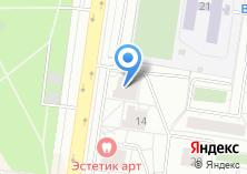 Компания «ВЕНДО» на карте