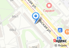 Компания «Мастерская по ремонту и пошиву обуви» на карте