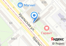 Компания «Goldbuket.ru» на карте