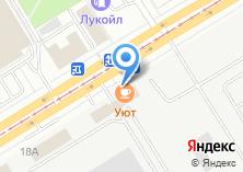Компания «Синержи» на карте