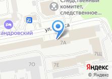 Компания «ТОРГОВАЯ КОМПАНИЯ ОДА» на карте