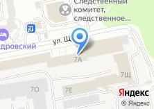Компания «Секрет Успеха» на карте