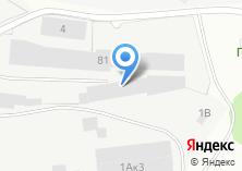 Компания «АРСЕНАЛ ДВЕРЕЙ» на карте
