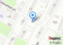 Компания «Кредит центр» на карте