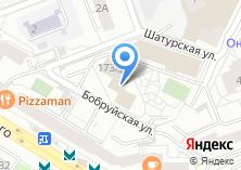 Компания «Областной центр реабилитации инвалидов» на карте