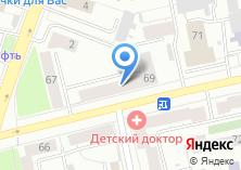 Компания «Parkin grad» на карте