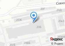 Компания «Автосервис на Совхозной» на карте