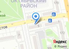 Компания «Эксперт-М» на карте
