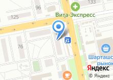Компания «Октава плюс» на карте