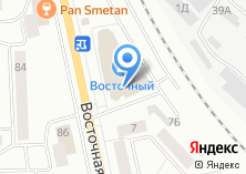 Компания «КЛУВЕР» на карте