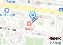 Компания «ЗООЦЕНТР ТОП ДОГ» на карте