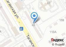 Компания «Аптека на Таганской» на карте