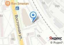 Компания «Уралводопроводстрой» на карте