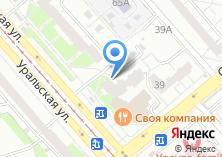 Компания «Промтехмонтаж-Энерго» на карте