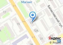 Компания «Волгодизельмаш-Урал» на карте