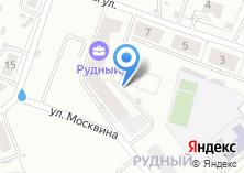 Компания «Новостройки» на карте