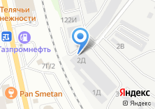 Компания «Сплитстоун-Урал» на карте