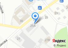 Компания «Газоблок Урал» на карте