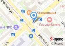 Компания «Здоровенька» на карте