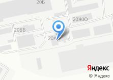 Компания «ГидроСервис» на карте