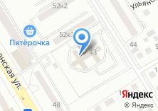 Компания «УралЭнергоСнаб» на карте