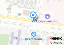 Компания «Автостоянка на ул. Вилонова» на карте