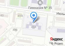 Компания «Детский сад №517» на карте