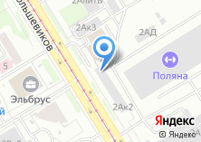 Компания «ТехноВид-Урал» на карте