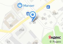 Компания «Марис» на карте