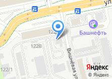 Компания «А-Стандарт» на карте