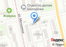 Компания «Алмарез» на карте