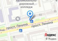 Компания «M-EPS.RU» на карте
