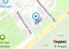 Компания «Окунек» на карте