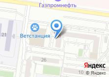 Компания «Мед-Проект» на карте