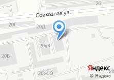 Компания «ВСГ-УРАЛ» на карте