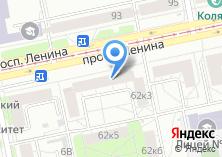 Компания «Аура Сити» на карте