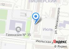 Компания «Арт и Дизайн-Екатеринбург оптовая компания» на карте