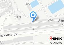 Компания «CAR-96.RU» на карте