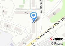 Компания «Найдан» на карте