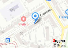 Компания «Эолис» на карте