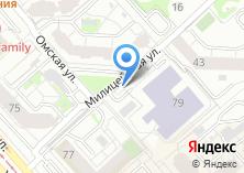 Компания «Автостоянка на Советской» на карте