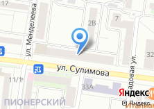 Компания «Домсадстрой-урал» на карте