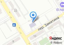 Компания «Екатеринбургская детская школа искусств №15» на карте