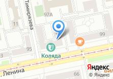 Компания «Мастера Печати» на карте