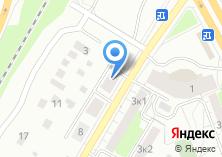 Компания «Пивной погребок bierkeller» на карте