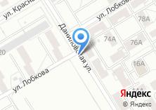 Компания «Автостоянка на Даниловской» на карте