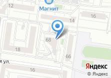Компания «Строящийся жилой дом по ул. Ирбитская» на карте