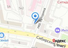 Компания «Детская стоматологическая поликлиника №13» на карте