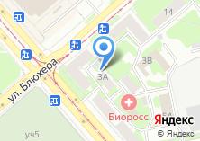 Компания «УралПМА-С» на карте
