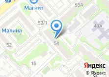 Компания «ПрофТехСтекло» на карте